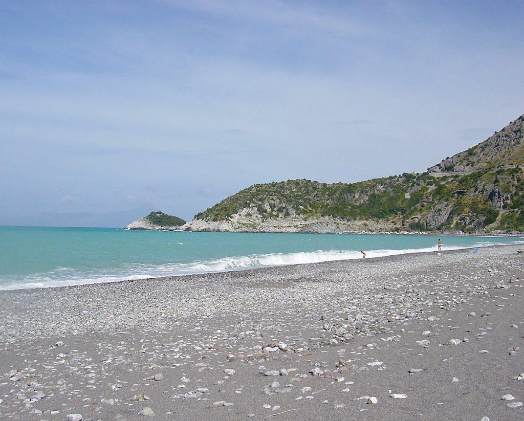 Castrocucco spiaggia