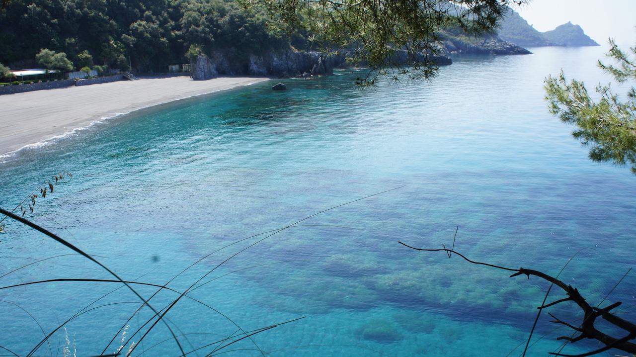 Spiaggia Macarro