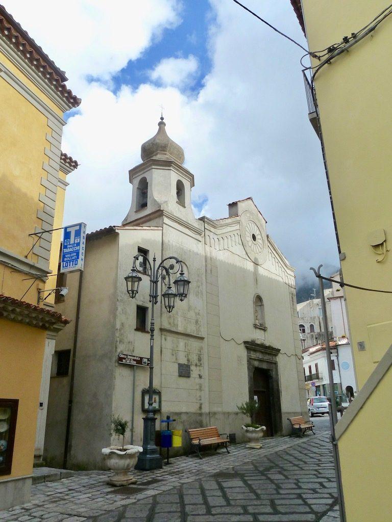 Chiesa Maratea